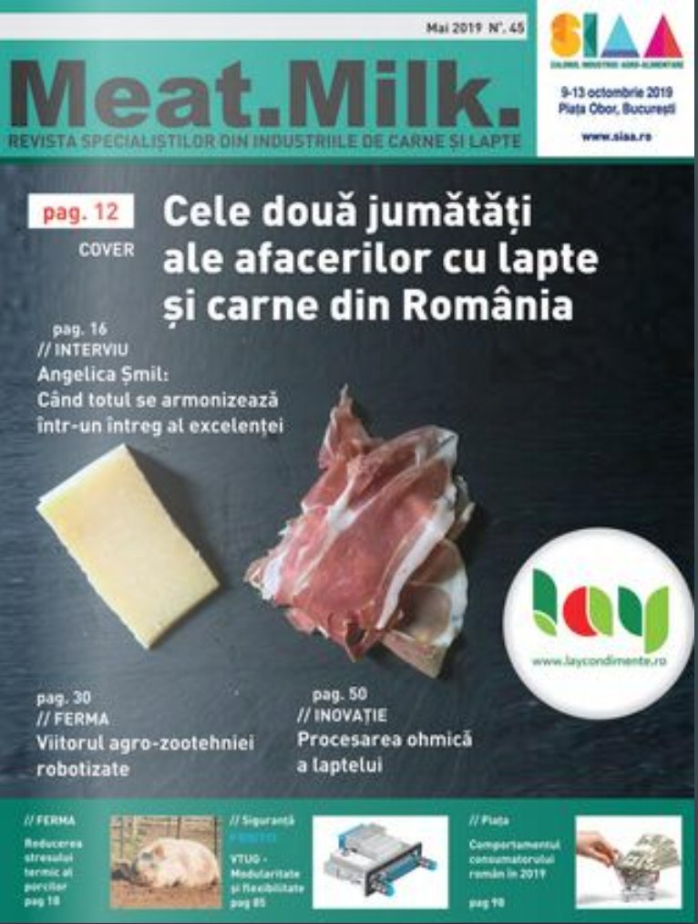 Revista Meat&Milk